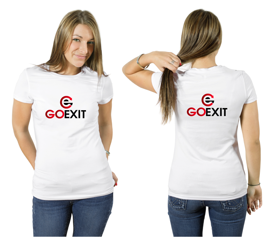 Logo Design by Private User - Entry No. 107 in the Logo Design Contest GoExit Logo Design.