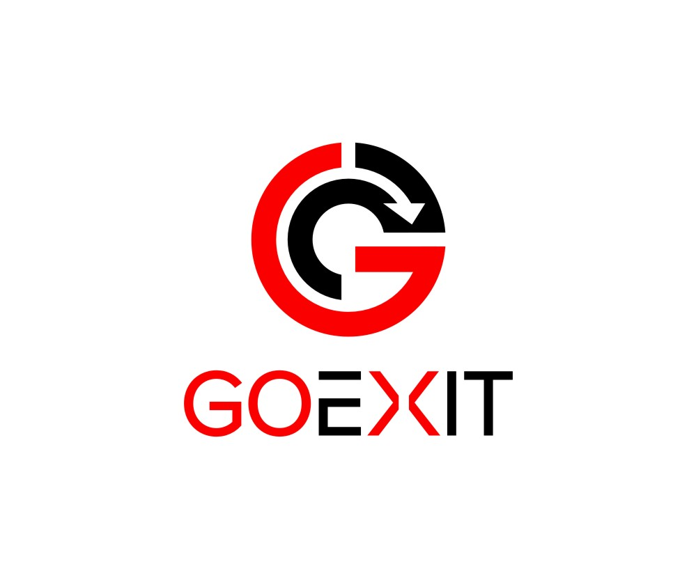Logo Design by untung - Entry No. 118 in the Logo Design Contest GoExit Logo Design.