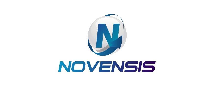 Logo Design by Private User - Entry No. 2 in the Logo Design Contest Novensis Logo Design.