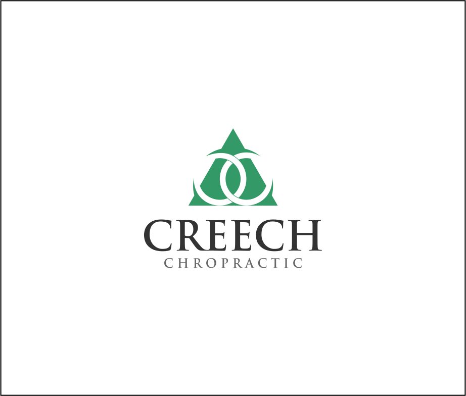 Logo Design by Agus Martoyo - Entry No. 63 in the Logo Design Contest Imaginative Logo Design for Creech Chiropractic.