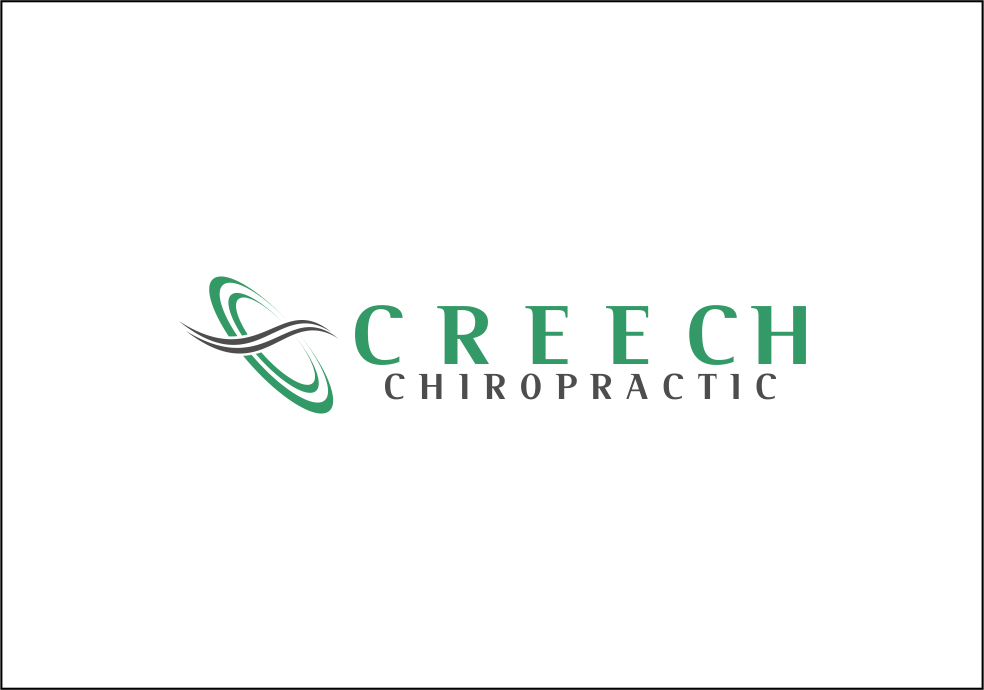 Logo Design by Agus Martoyo - Entry No. 64 in the Logo Design Contest Imaginative Logo Design for Creech Chiropractic.