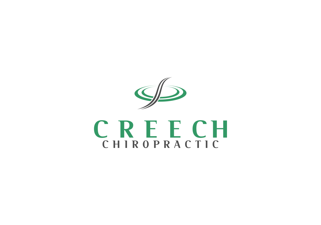 Logo Design by Agus Martoyo - Entry No. 65 in the Logo Design Contest Imaginative Logo Design for Creech Chiropractic.