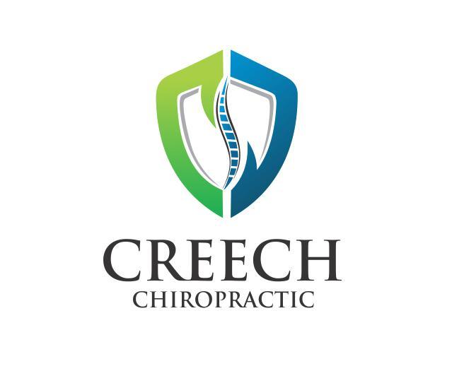 Logo Design by ronny - Entry No. 66 in the Logo Design Contest Imaginative Logo Design for Creech Chiropractic.