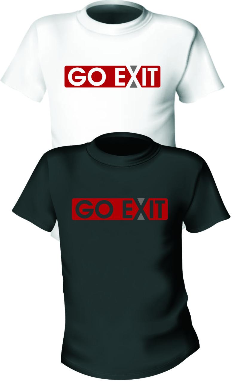 Logo Design by Ngepet_art - Entry No. 128 in the Logo Design Contest GoExit Logo Design.
