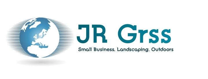 Logo Design by Private User - Entry No. 2 in the Logo Design Contest Inspiring Logo Design for JR Grass.