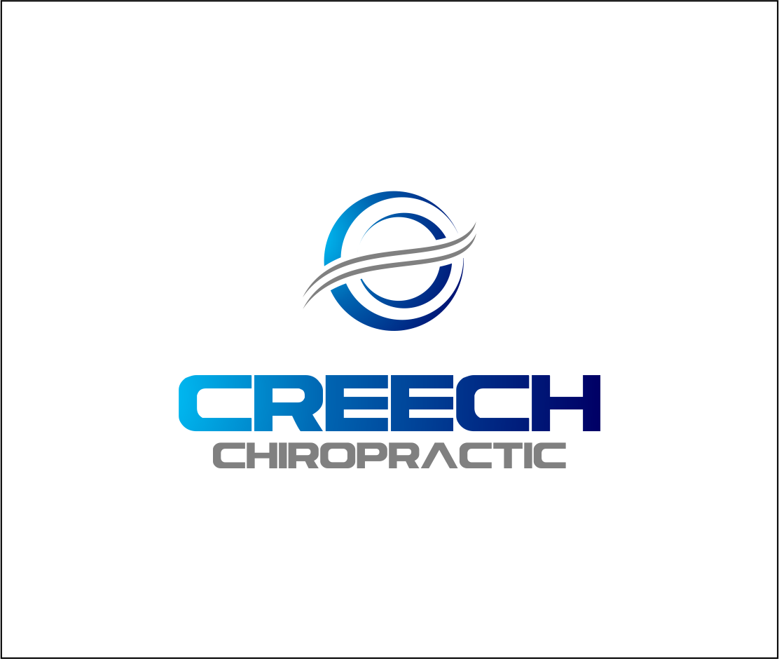 Logo Design by Agus Martoyo - Entry No. 68 in the Logo Design Contest Imaginative Logo Design for Creech Chiropractic.