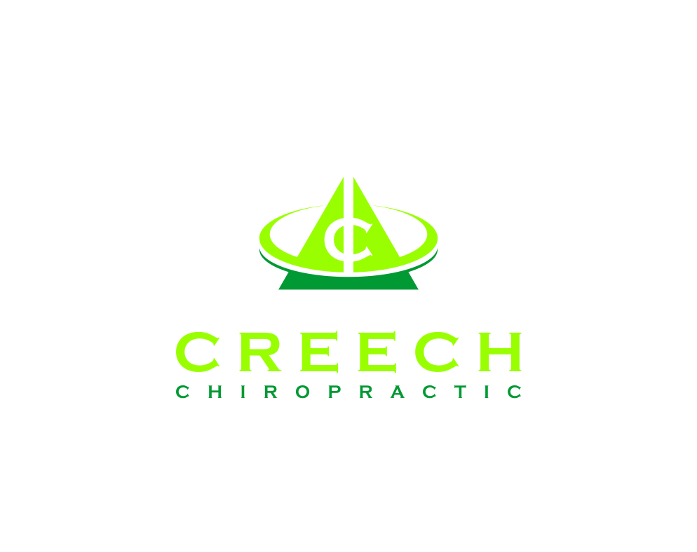 Logo Design by Agus Martoyo - Entry No. 70 in the Logo Design Contest Imaginative Logo Design for Creech Chiropractic.