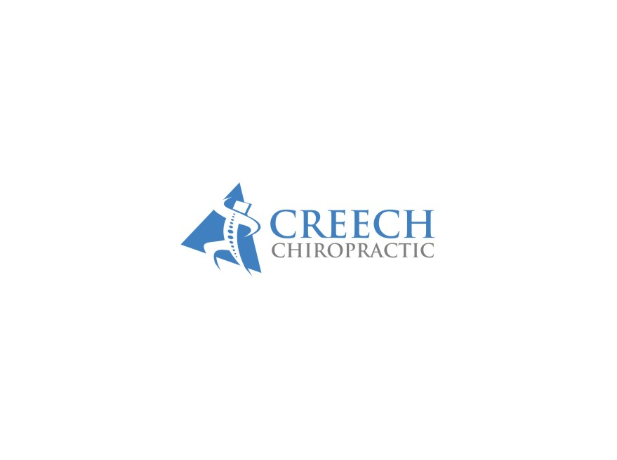 Logo Design by untung - Entry No. 71 in the Logo Design Contest Imaginative Logo Design for Creech Chiropractic.