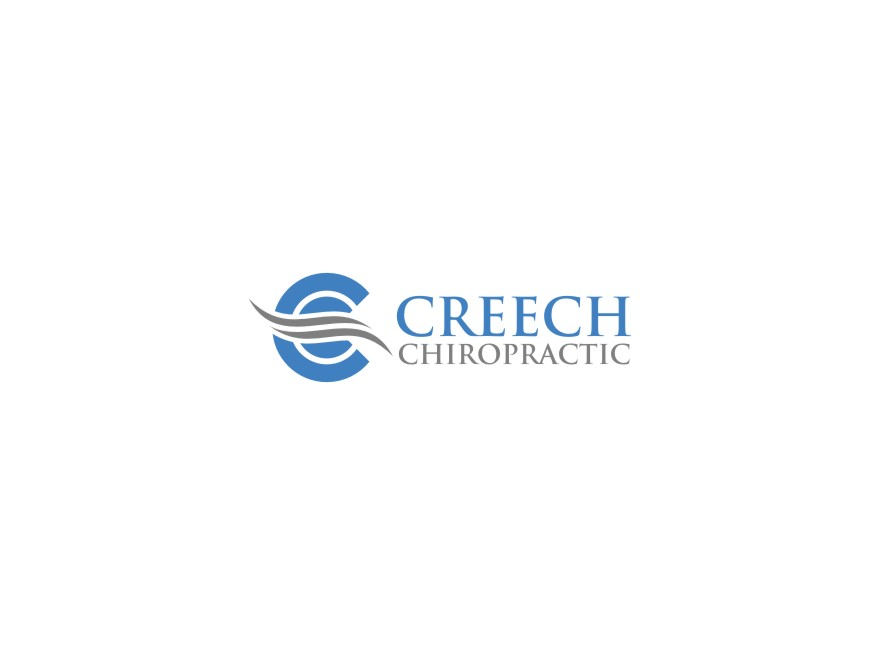 Logo Design by untung - Entry No. 72 in the Logo Design Contest Imaginative Logo Design for Creech Chiropractic.