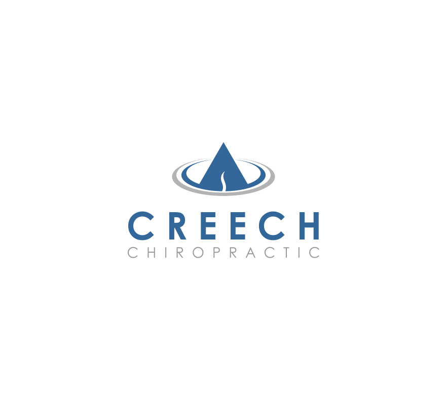 Logo Design by Agus Martoyo - Entry No. 73 in the Logo Design Contest Imaginative Logo Design for Creech Chiropractic.