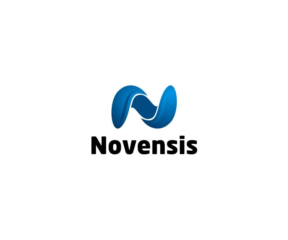 Logo Design by untung - Entry No. 3 in the Logo Design Contest Novensis Logo Design.