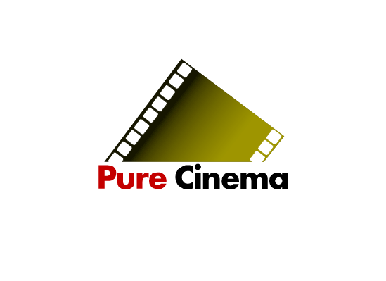 Logo Design by Ismail Adhi Wibowo - Entry No. 82 in the Logo Design Contest Imaginative Logo Design for Pure Cinema.