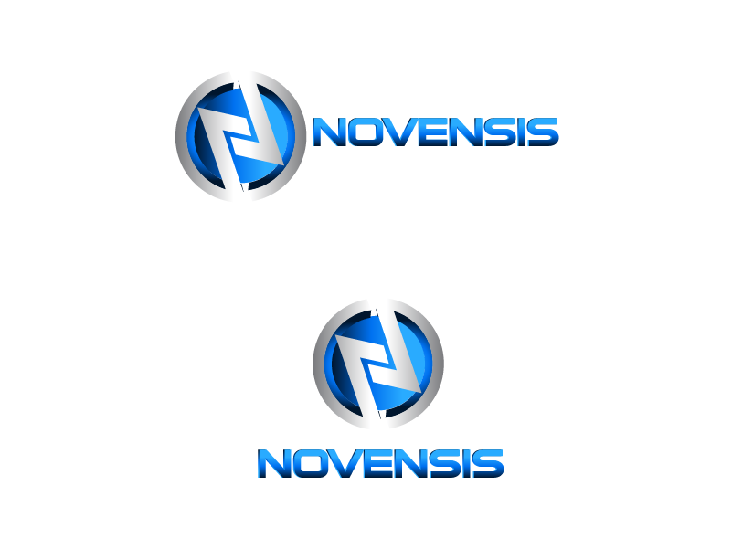 Logo Design by Private User - Entry No. 5 in the Logo Design Contest Novensis Logo Design.