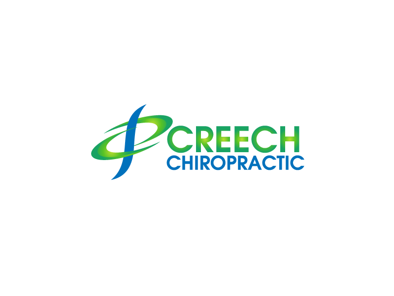 Logo Design by brands_in - Entry No. 75 in the Logo Design Contest Imaginative Logo Design for Creech Chiropractic.