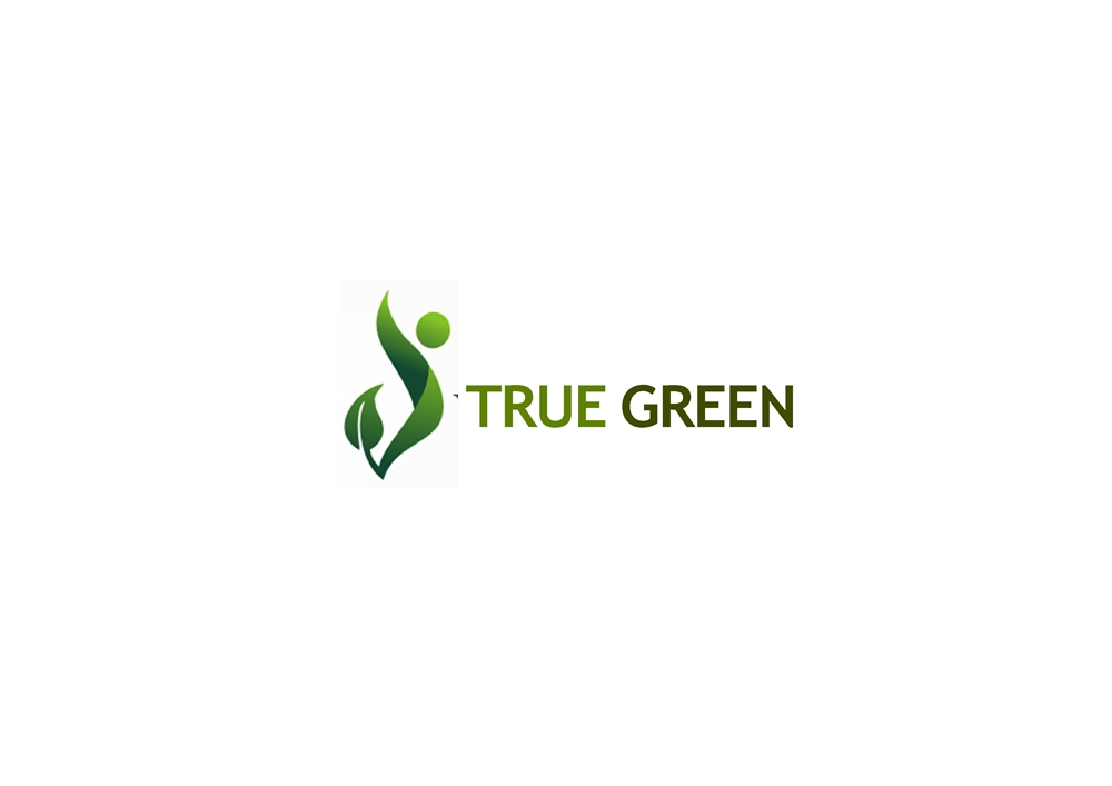 Logo Design by Fita Tiara Sani - Entry No. 36 in the Logo Design Contest Fun Logo Design for TRUE GREEN.