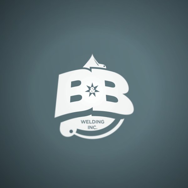 Logo Design by Private User - Entry No. 25 in the Logo Design Contest Fun Logo Design for B&B Welding Inc..