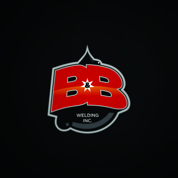 Logo Design by Private User - Entry No. 26 in the Logo Design Contest Fun Logo Design for B&B Welding Inc..