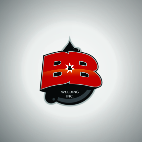 Logo Design by Private User - Entry No. 27 in the Logo Design Contest Fun Logo Design for B&B Welding Inc..