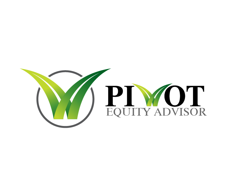 Logo Design by Private User - Entry No. 32 in the Logo Design Contest Unique Logo Design Wanted for Pivot Equity Advisors.