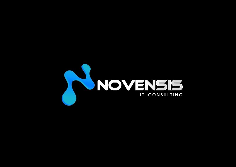 Logo Design by Fita Tiara Sani - Entry No. 12 in the Logo Design Contest Novensis Logo Design.