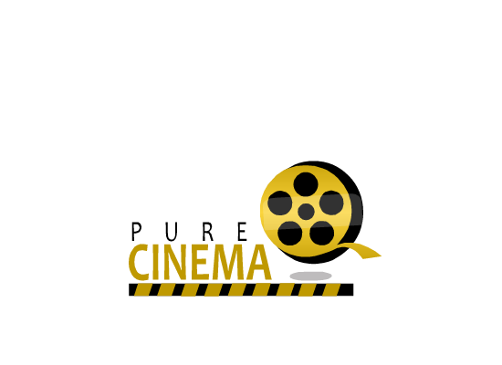 Logo Design by Sherrajoy Gonzales - Entry No. 94 in the Logo Design Contest Imaginative Logo Design for Pure Cinema.
