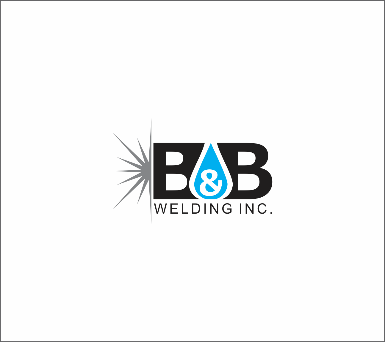Logo Design by Armada Jamaluddin - Entry No. 31 in the Logo Design Contest Fun Logo Design for B&B Welding Inc..