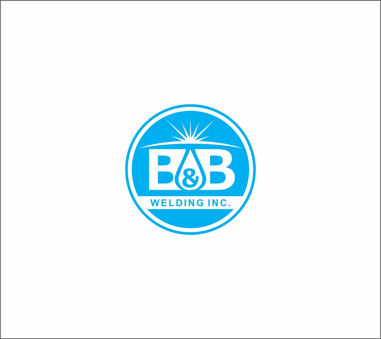 Logo Design by Armada Jamaluddin - Entry No. 32 in the Logo Design Contest Fun Logo Design for B&B Welding Inc..