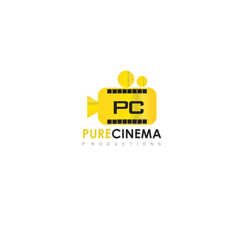 Logo Design by Private User - Entry No. 98 in the Logo Design Contest Imaginative Logo Design for Pure Cinema.