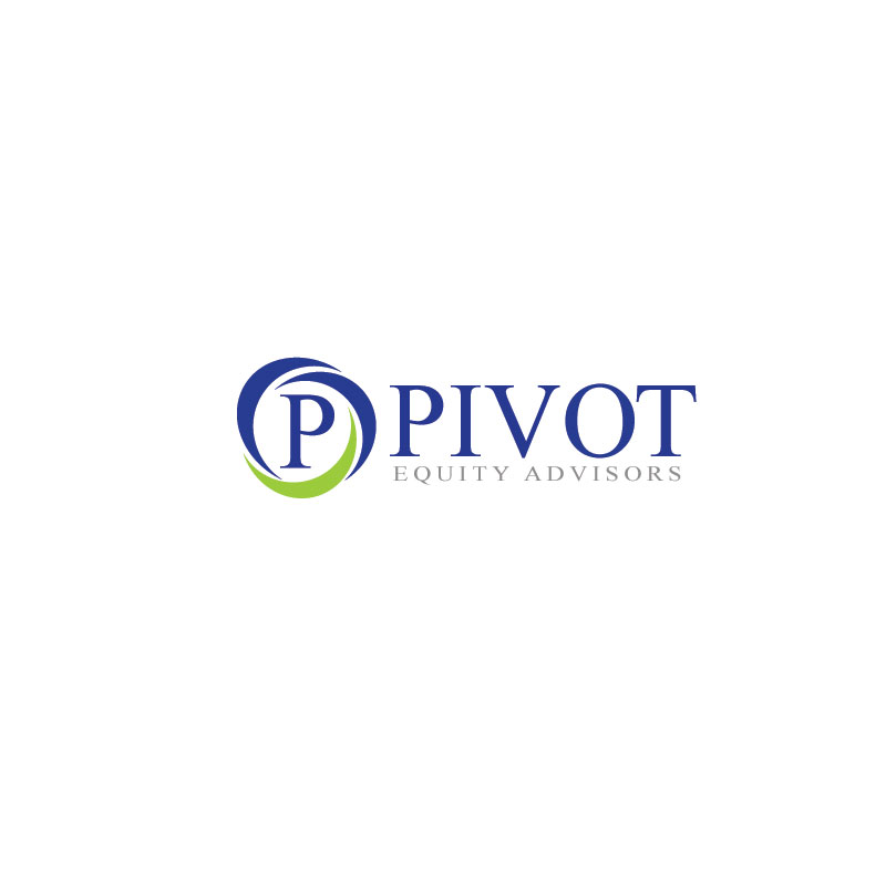 Logo Design by Private User - Entry No. 35 in the Logo Design Contest Unique Logo Design Wanted for Pivot Equity Advisors.