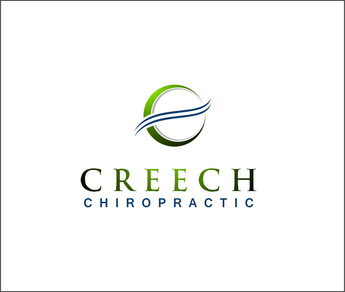 Logo Design by Agus Martoyo - Entry No. 90 in the Logo Design Contest Imaginative Logo Design for Creech Chiropractic.