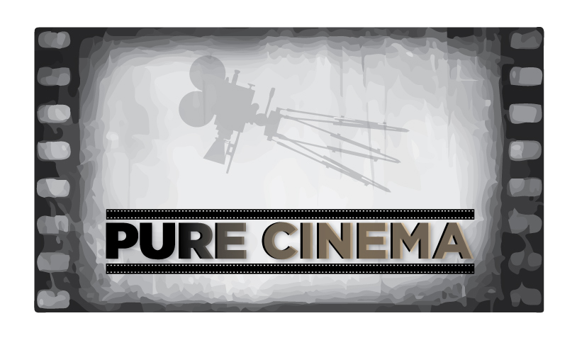 Logo Design by Planewalker - Entry No. 114 in the Logo Design Contest Imaginative Logo Design for Pure Cinema.
