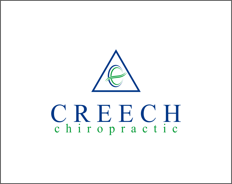 Logo Design by Agus Martoyo - Entry No. 96 in the Logo Design Contest Imaginative Logo Design for Creech Chiropractic.