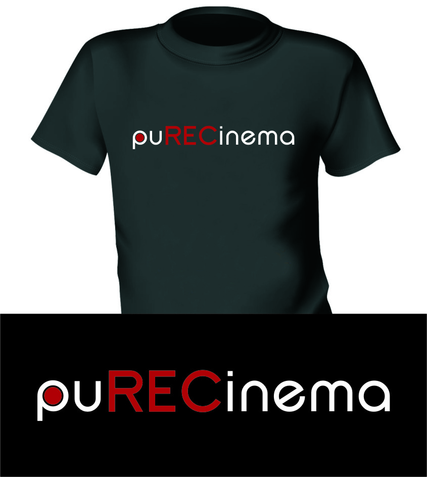 Logo Design by Ngepet_art - Entry No. 116 in the Logo Design Contest Imaginative Logo Design for Pure Cinema.