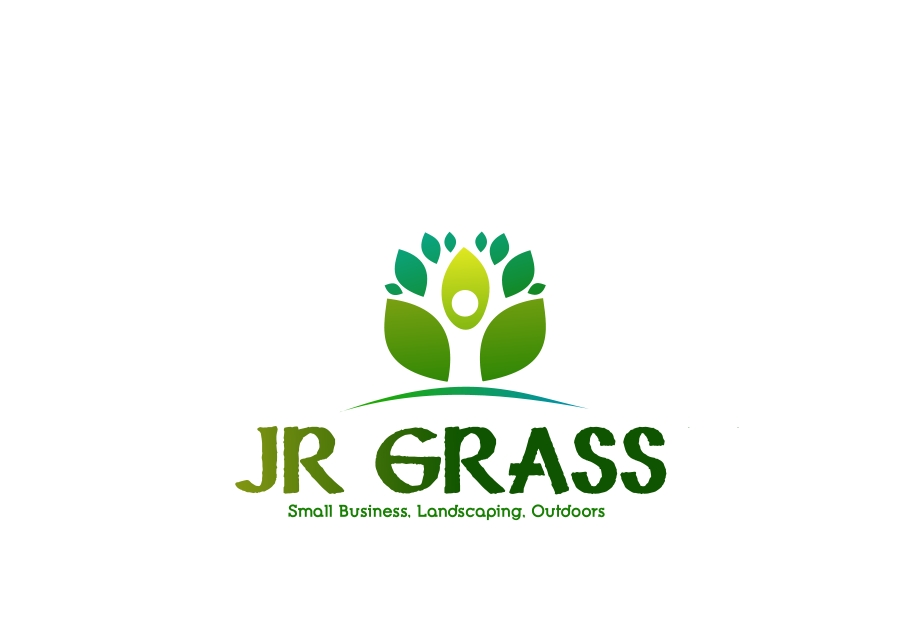 Logo Design by Private User - Entry No. 9 in the Logo Design Contest Inspiring Logo Design for JR Grass.