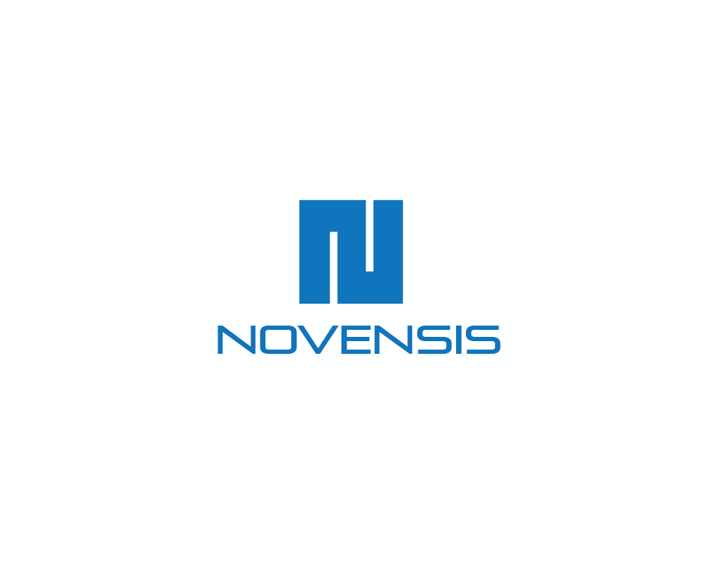 Logo Design by roc - Entry No. 22 in the Logo Design Contest Novensis Logo Design.