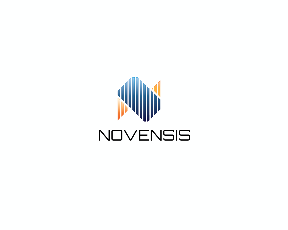 Logo Design by roc - Entry No. 25 in the Logo Design Contest Novensis Logo Design.