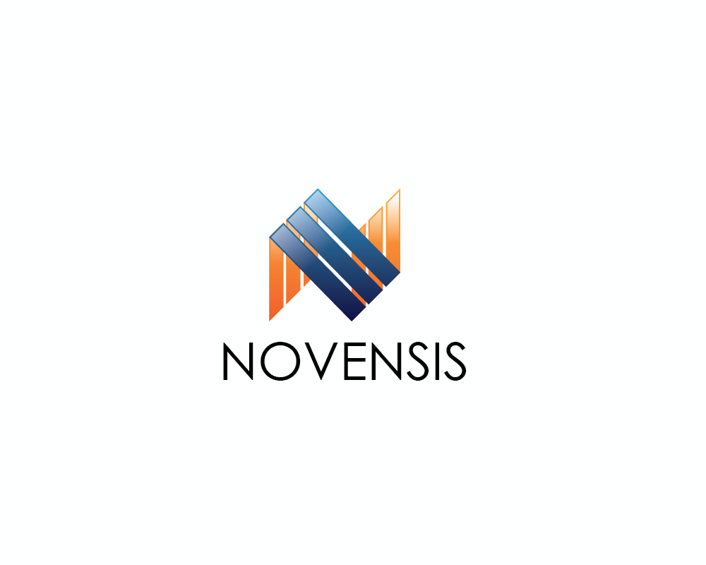 Logo Design by roc - Entry No. 26 in the Logo Design Contest Novensis Logo Design.