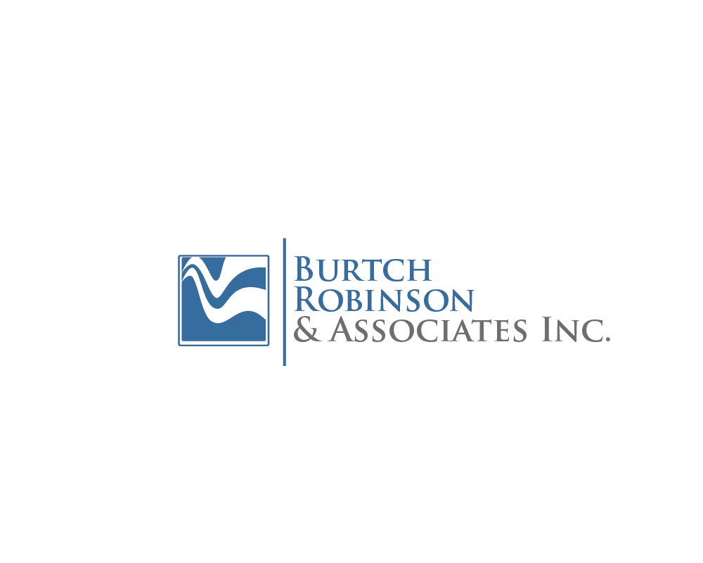 Logo Design by roc - Entry No. 6 in the Logo Design Contest Unique Logo Design Wanted for Burtch, Robinson & Associates Inc..