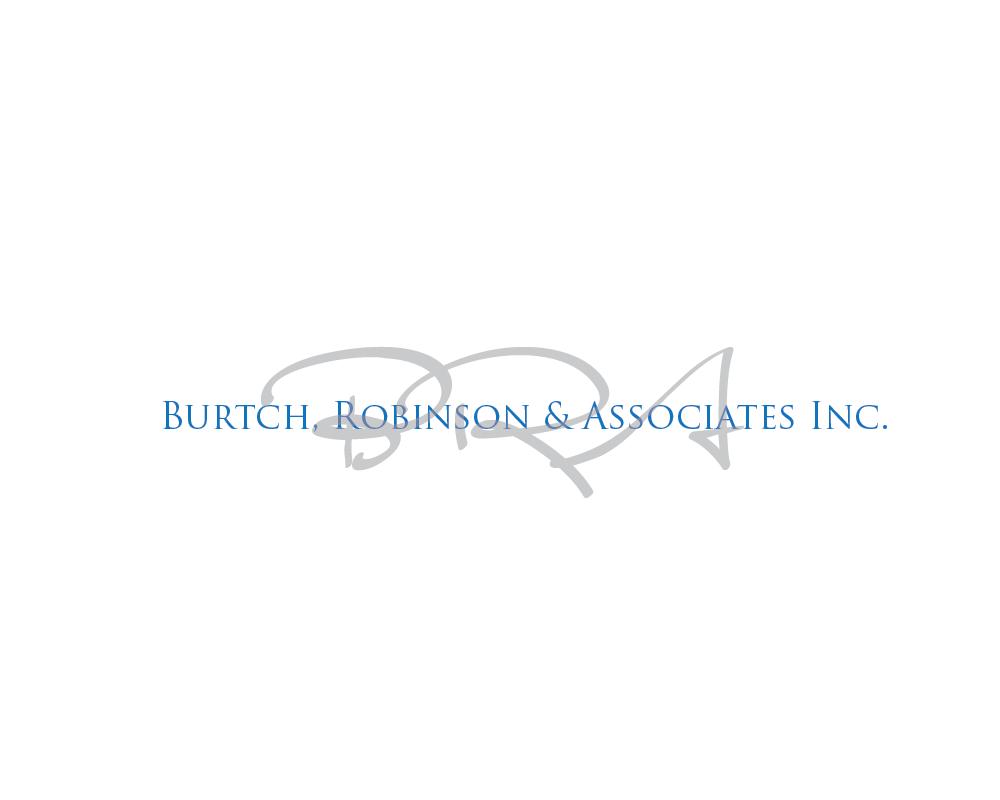 Logo Design by roc - Entry No. 7 in the Logo Design Contest Unique Logo Design Wanted for Burtch, Robinson & Associates Inc..