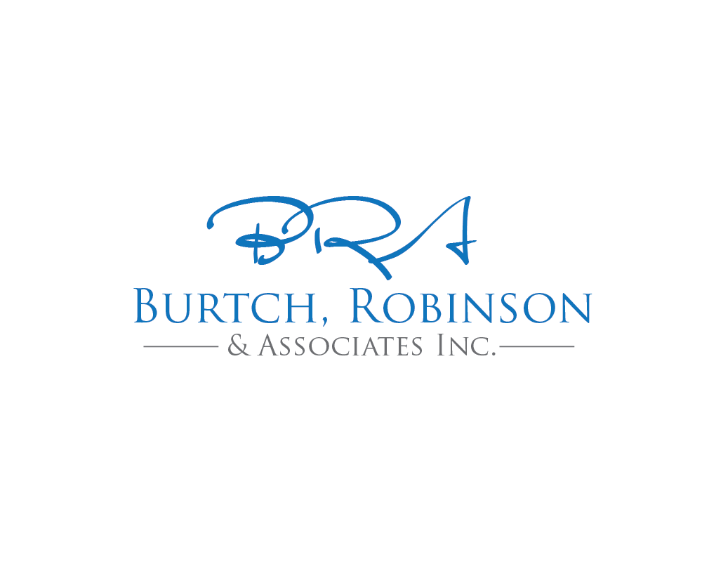 Logo Design by roc - Entry No. 8 in the Logo Design Contest Unique Logo Design Wanted for Burtch, Robinson & Associates Inc..