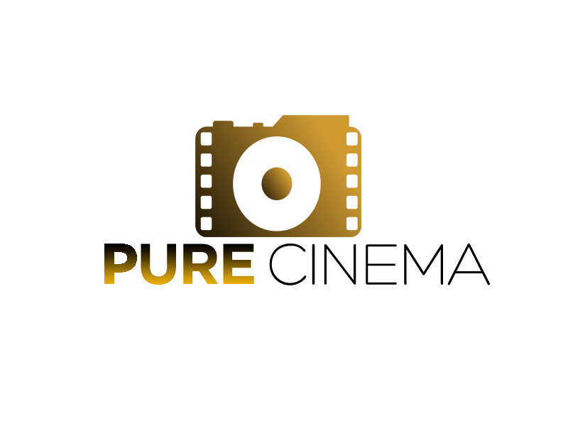 Logo Design by Tenstar Design - Entry No. 125 in the Logo Design Contest Imaginative Logo Design for Pure Cinema.
