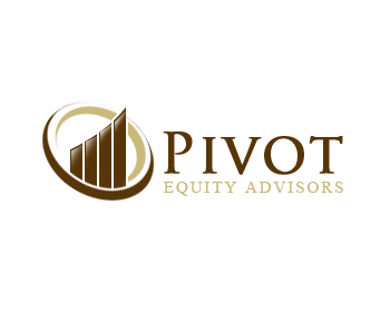 Logo Design by Crystal Desizns - Entry No. 42 in the Logo Design Contest Unique Logo Design Wanted for Pivot Equity Advisors.