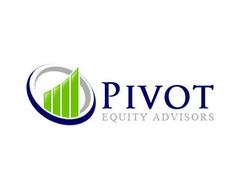 Logo Design by Crystal Desizns - Entry No. 43 in the Logo Design Contest Unique Logo Design Wanted for Pivot Equity Advisors.