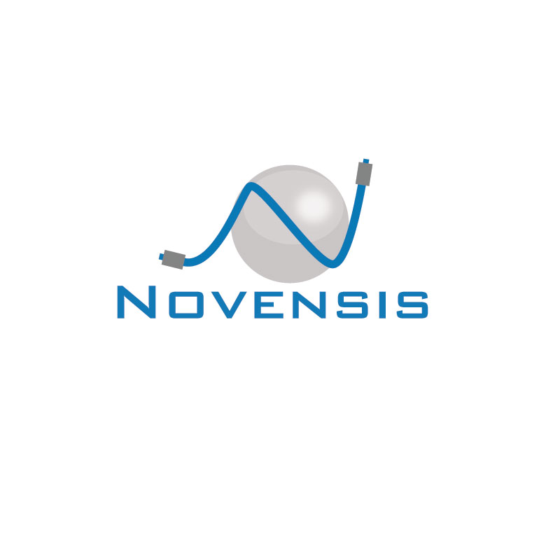 Logo Design by Private User - Entry No. 29 in the Logo Design Contest Novensis Logo Design.