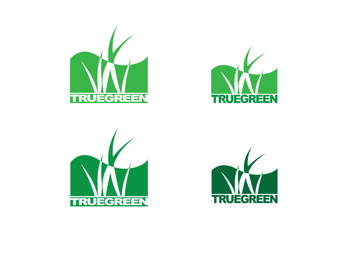 Logo Design by kreationz - Entry No. 45 in the Logo Design Contest Fun Logo Design for TRUE GREEN.