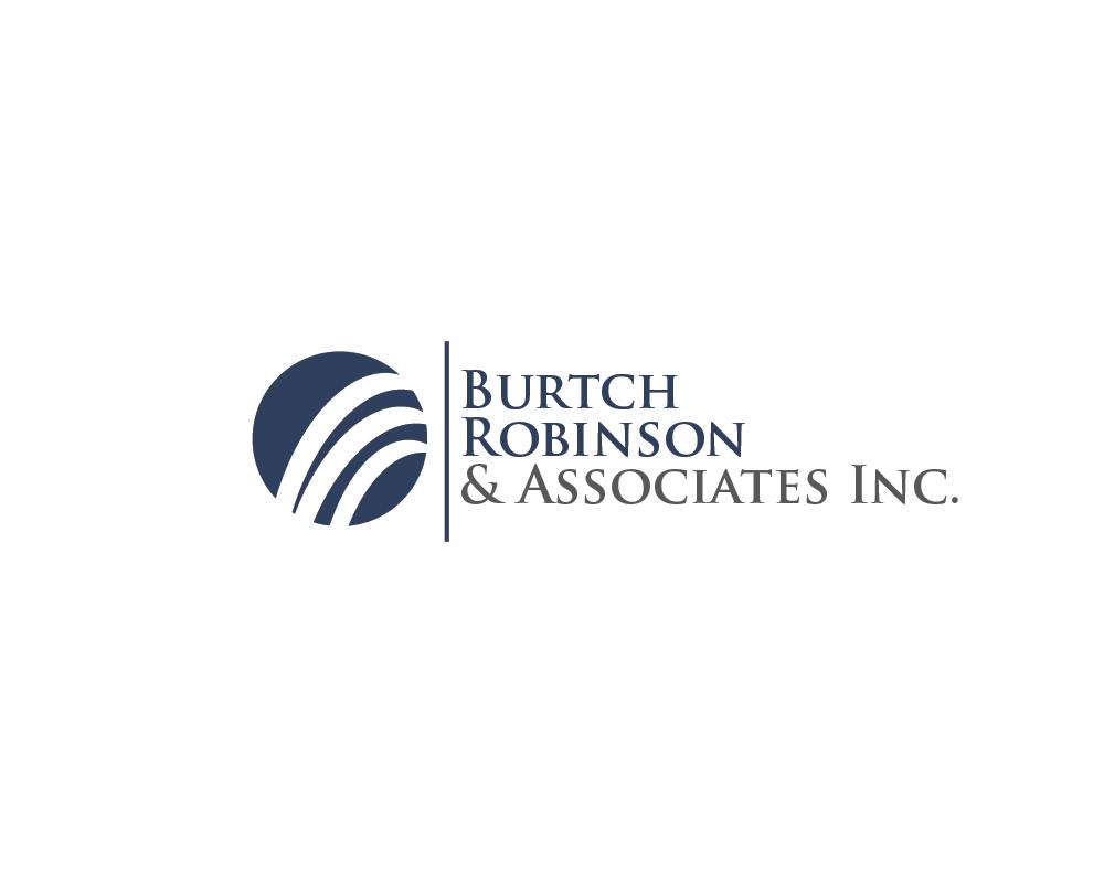 Logo Design by roc - Entry No. 11 in the Logo Design Contest Unique Logo Design Wanted for Burtch, Robinson & Associates Inc..