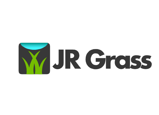 Logo Design by Ismail Adhi Wibowo - Entry No. 11 in the Logo Design Contest Inspiring Logo Design for JR Grass.