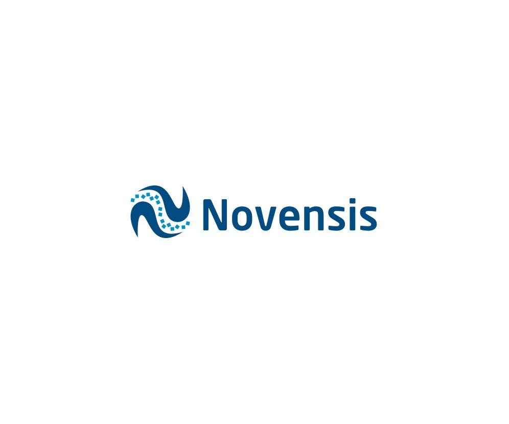 Logo Design by untung - Entry No. 36 in the Logo Design Contest Novensis Logo Design.