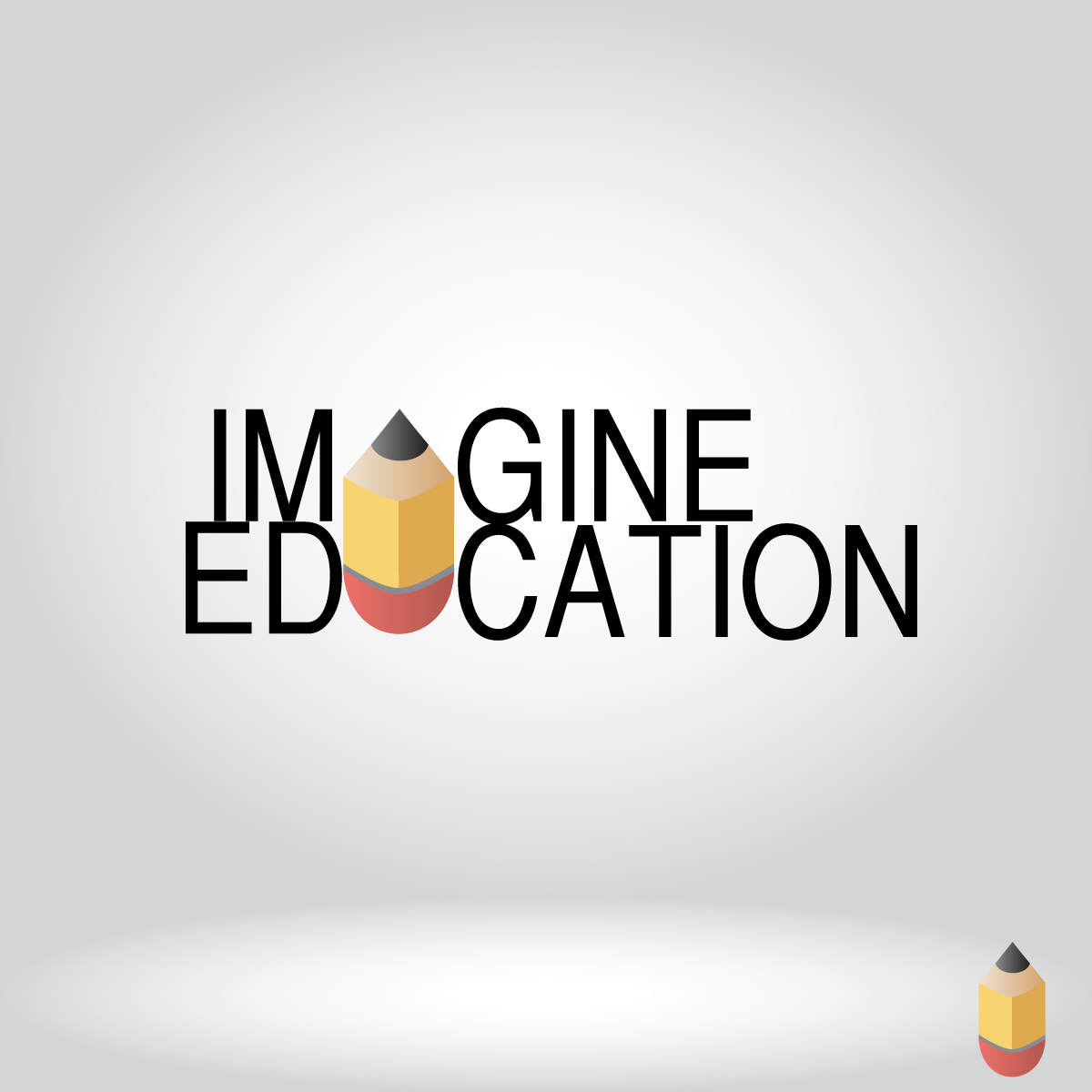 Logo Design by dottDesign - Entry No. 133 in the Logo Design Contest Imagine Education.