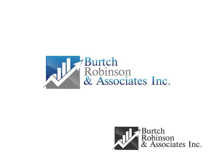 Logo Design by Private User - Entry No. 14 in the Logo Design Contest Unique Logo Design Wanted for Burtch, Robinson & Associates Inc..